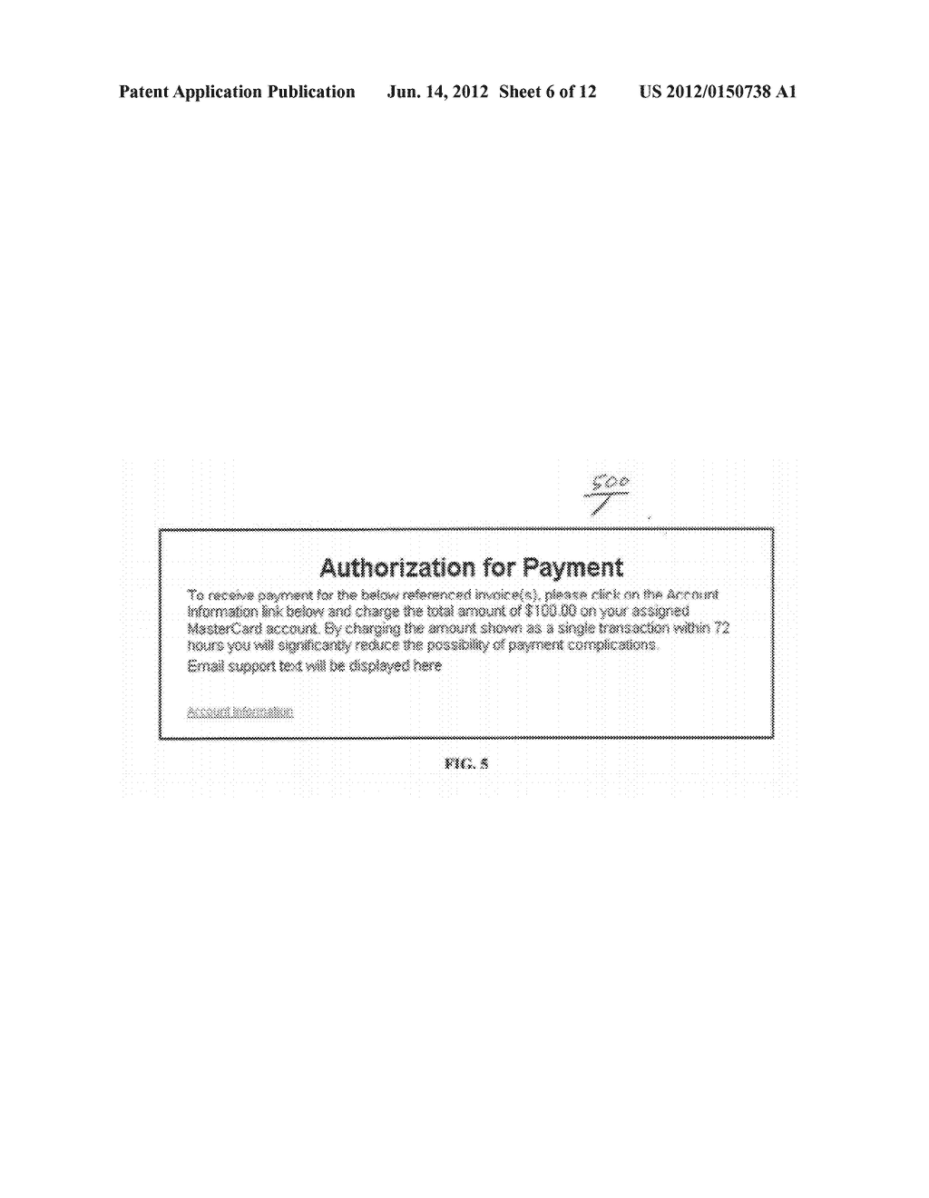 SYSTEMS AND METHODS FOR AUTOMATED PREFUNDING OF COMMERCIAL PAYMENTS - diagram, schematic, and image 07