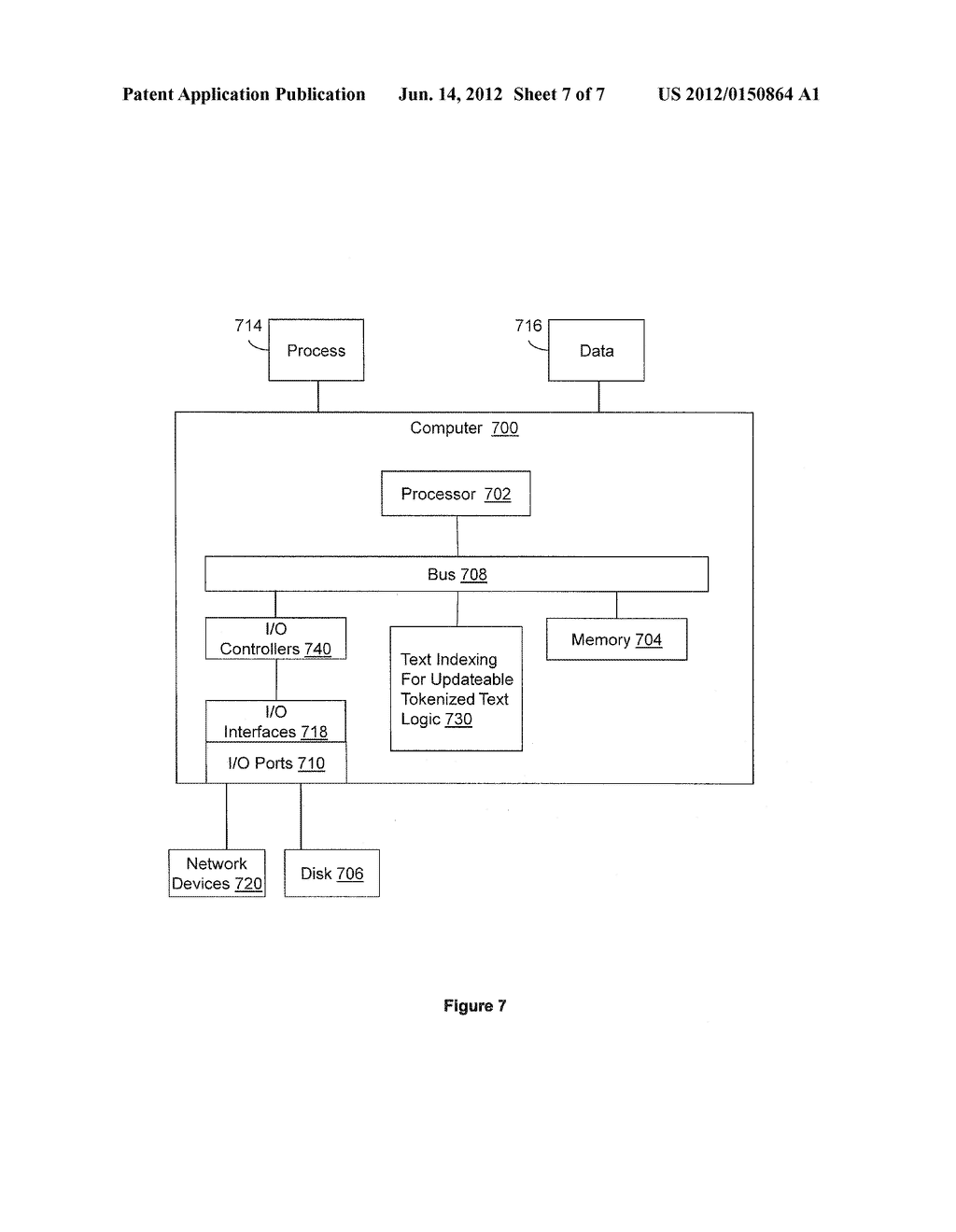 TEXT INDEXING FOR UPDATEABLE TOKENIZED TEXT - diagram, schematic, and image 08