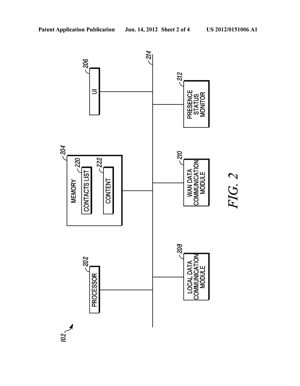 CONTENT SHARING BETWEEN A UNIVERSAL PLUG AND PLAY DEVICE AND A WIDE AREA     NETWORK DEVICE - diagram, schematic, and image 03