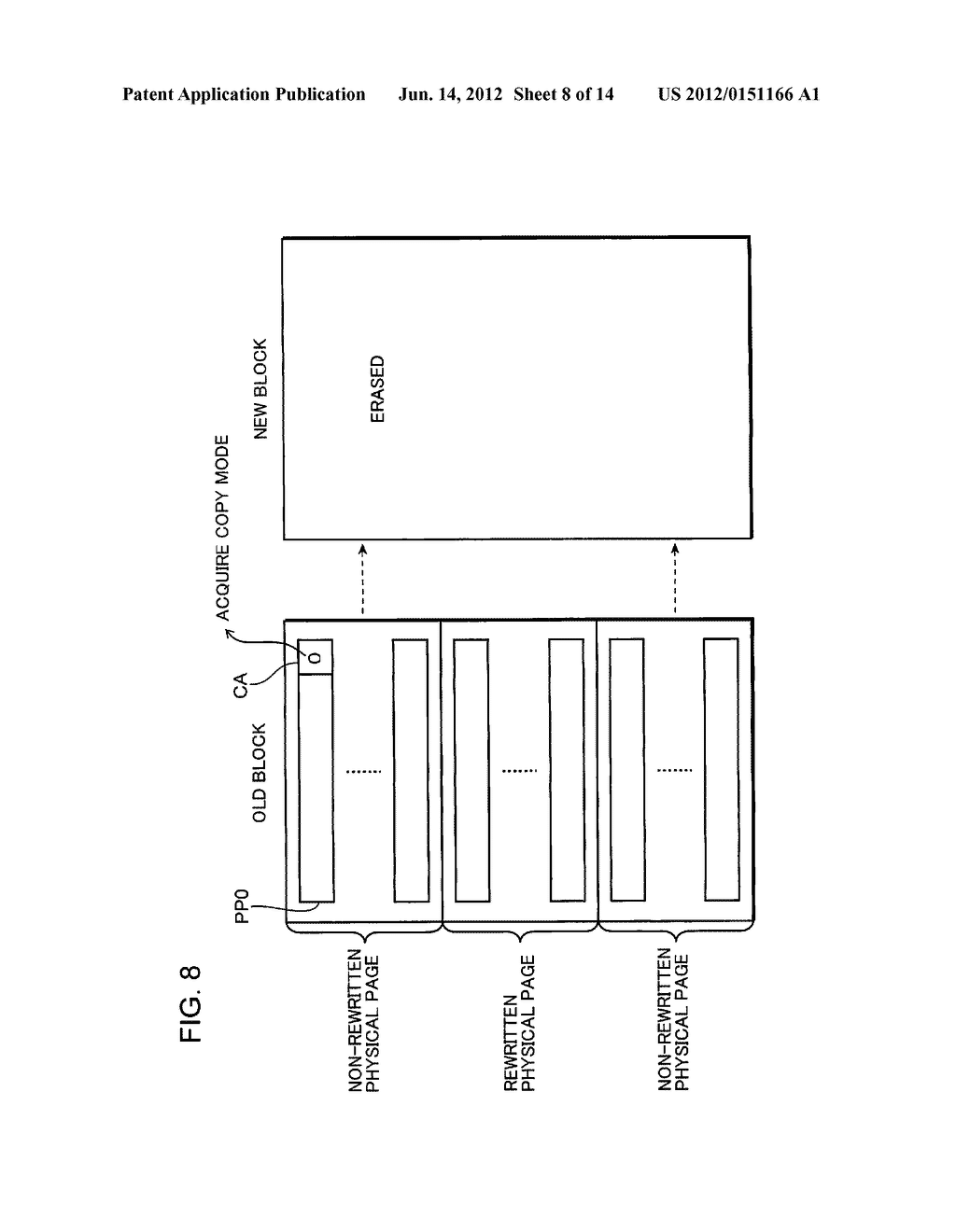 NONVOLATILE STORAGE DEVICE AND MEMORY CONTROLLER - diagram, schematic, and image 09