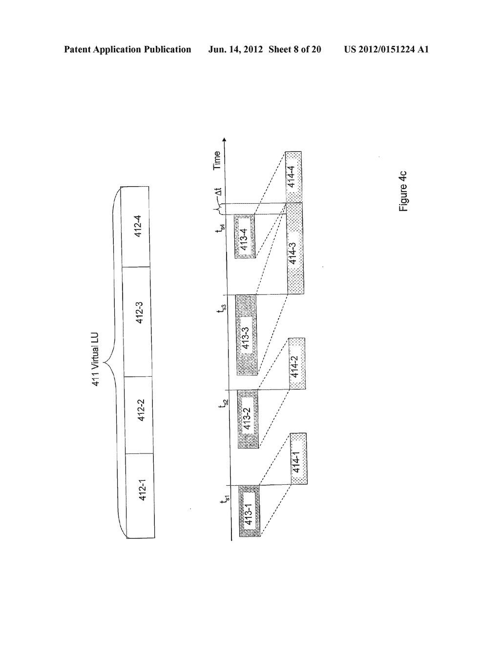SYSTEMS AND METHODS FOR TRANSFORMATION OF LOGICAL DATA OBJECTS FOR STORAGE - diagram, schematic, and image 09