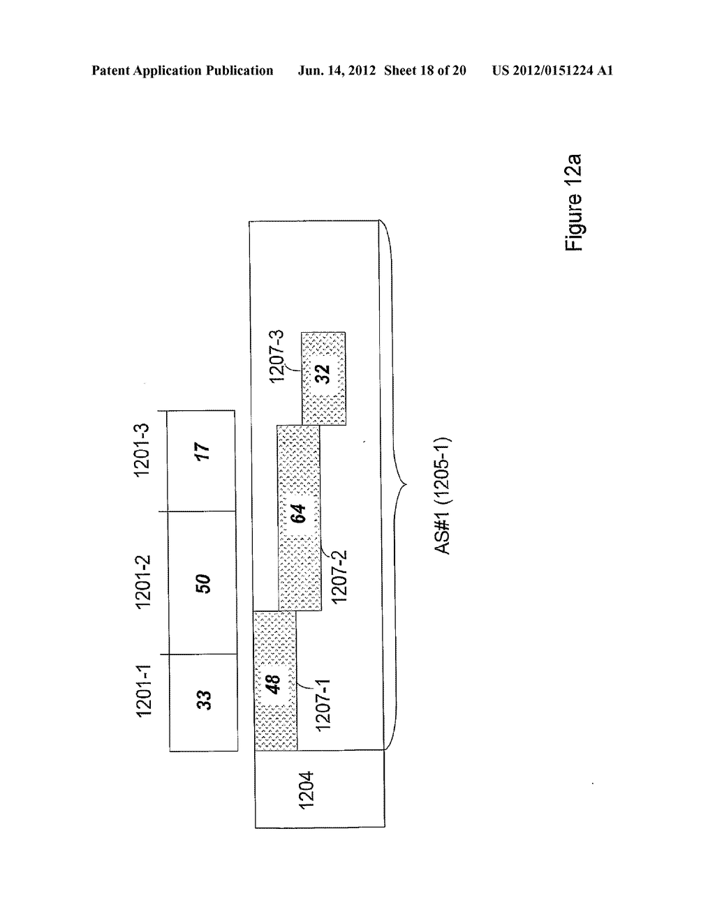SYSTEMS AND METHODS FOR TRANSFORMATION OF LOGICAL DATA OBJECTS FOR STORAGE - diagram, schematic, and image 19