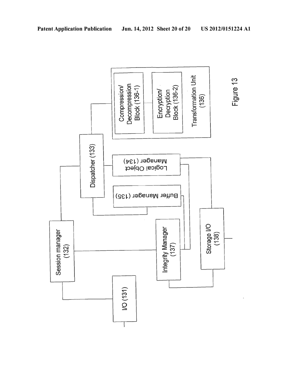 SYSTEMS AND METHODS FOR TRANSFORMATION OF LOGICAL DATA OBJECTS FOR STORAGE - diagram, schematic, and image 21