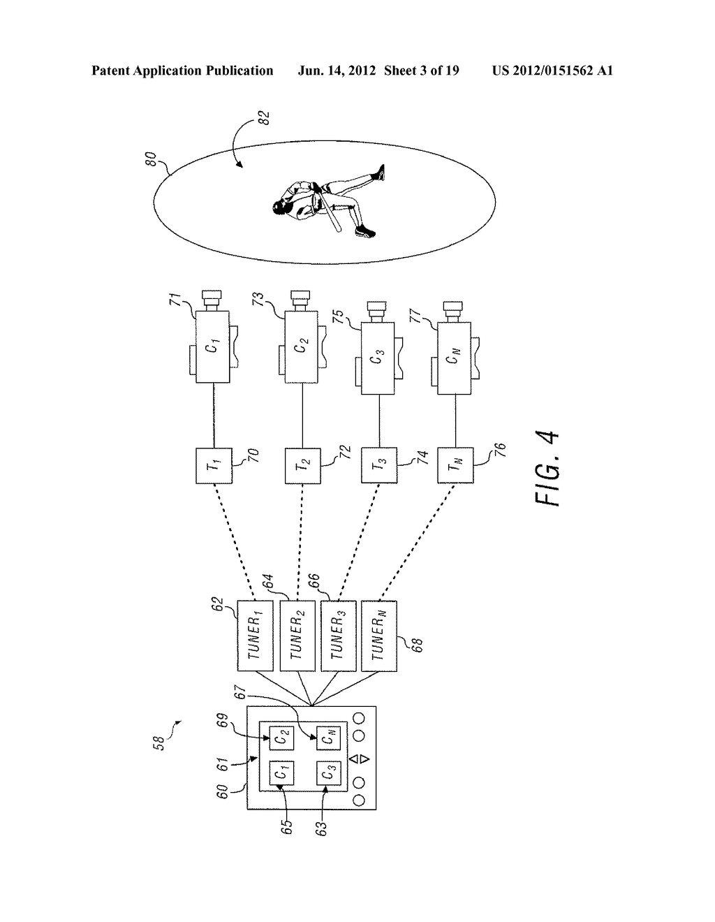 METHOD, SYSTEM AND SERVER FOR AUTHORIZING COMPUTING DEVICES FOR RECEIPT OF     VENUE-BASED DATA BASED ON THE GEOGRAPHIC LOCATION OF A USER - diagram, schematic, and image 04