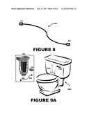 TOILET FLUSHING ASSEMBLY diagram and image