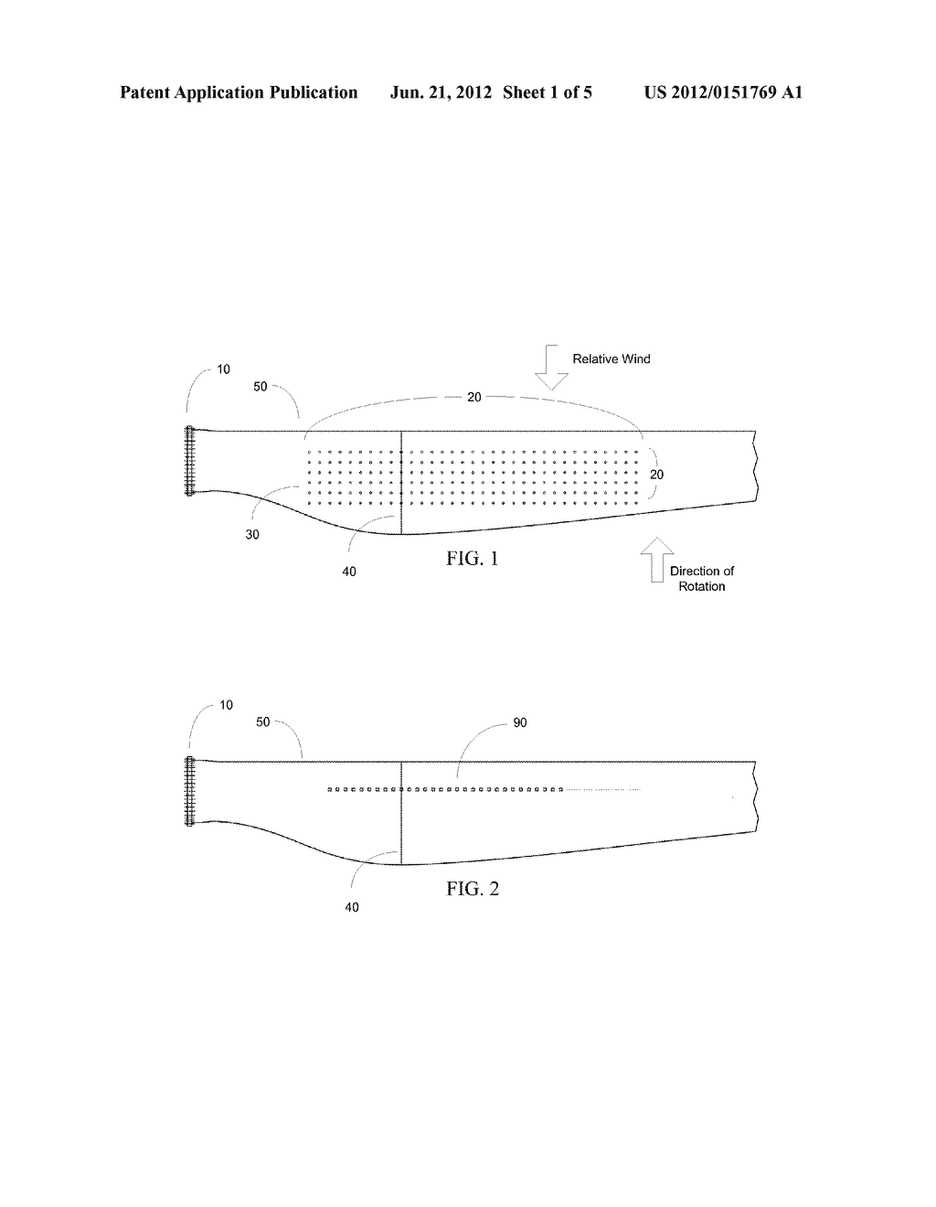 METHOD FOR DETERMINING OPTIMUM VORTEX GENERATOR PLACEMENT FOR