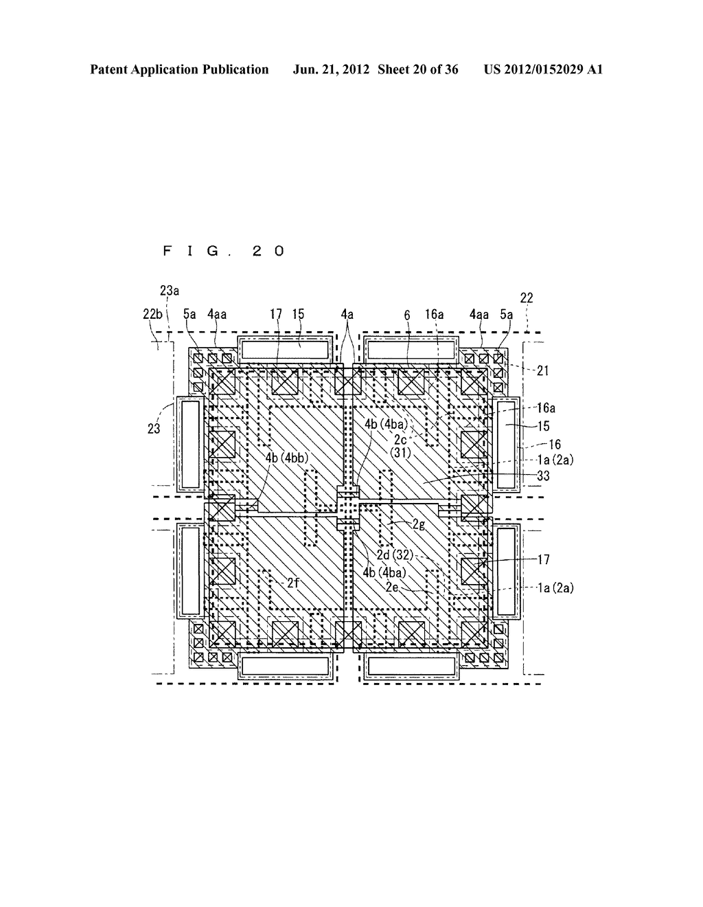SEMICONDUCTOR PRESSURE SENSOR AND METHOD OF MANUFACTURING THE SAME - diagram, schematic, and image 21