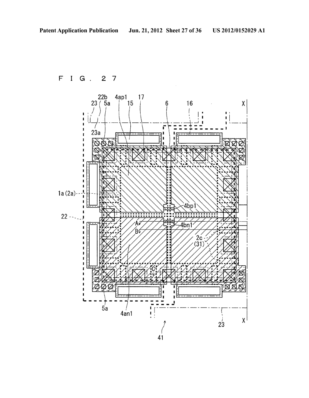 SEMICONDUCTOR PRESSURE SENSOR AND METHOD OF MANUFACTURING THE SAME - diagram, schematic, and image 28