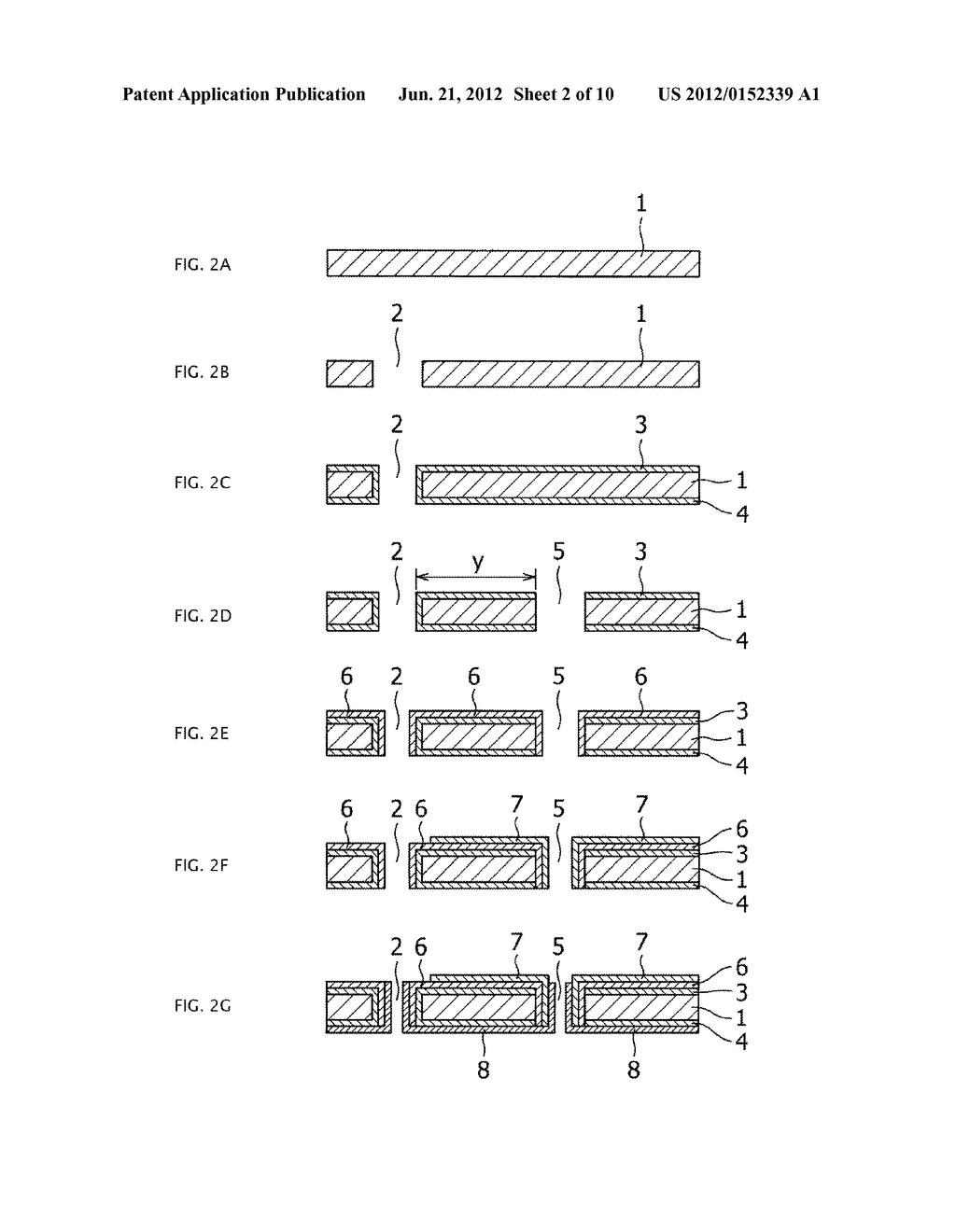 THIN FILM SOLAR CELL AND METHOD FOR MANUFACTURING SAME - diagram, schematic, and image 03