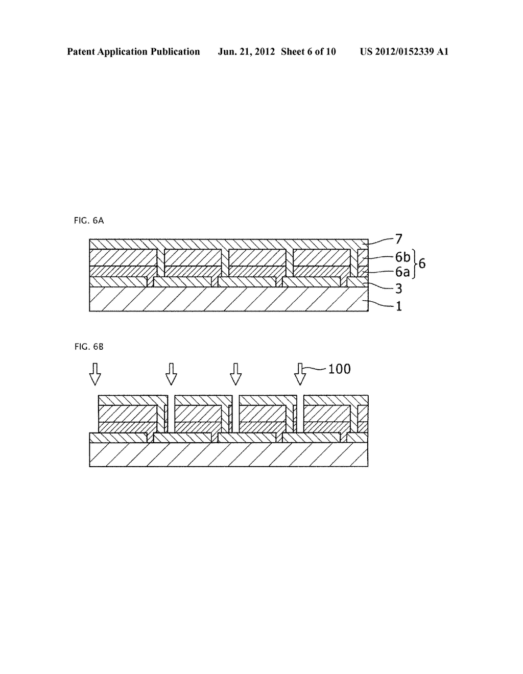 THIN FILM SOLAR CELL AND METHOD FOR MANUFACTURING SAME - diagram, schematic, and image 07
