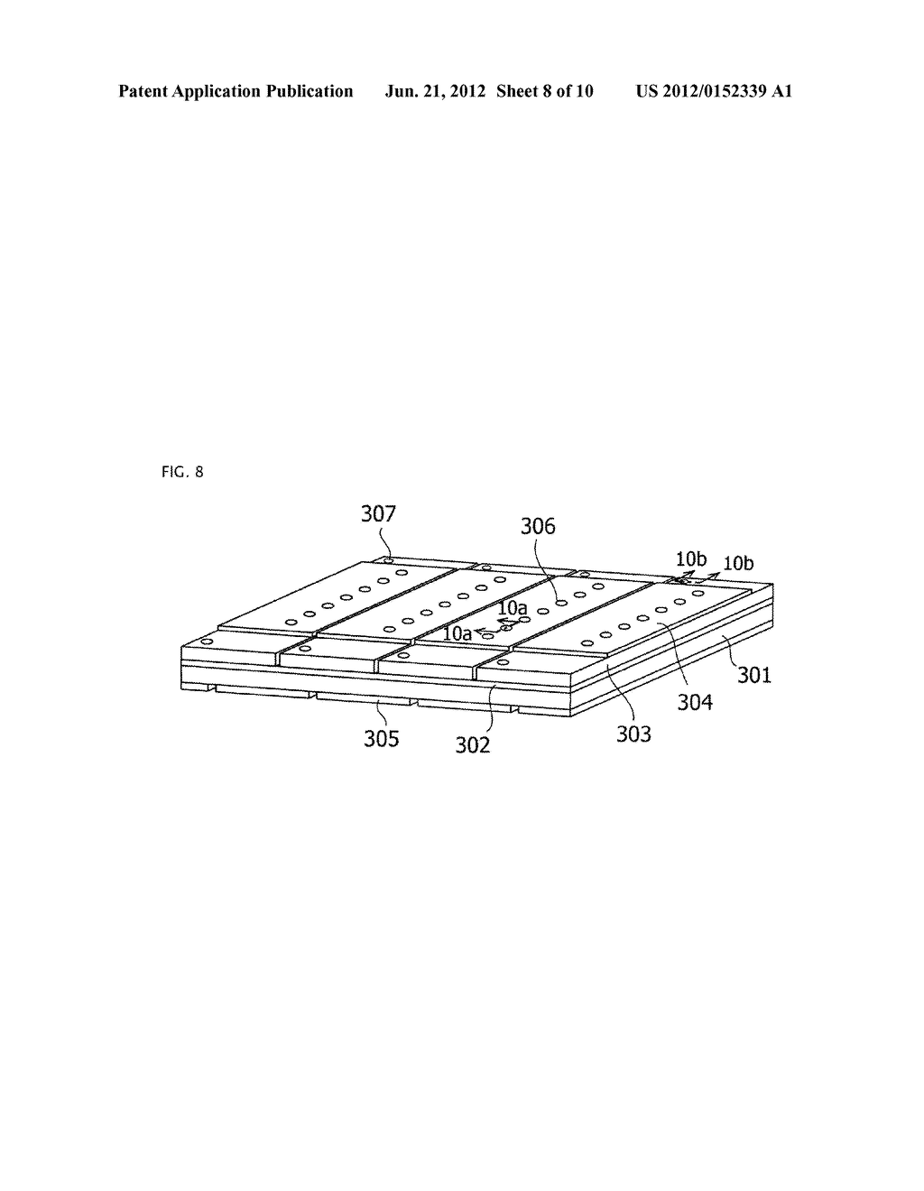THIN FILM SOLAR CELL AND METHOD FOR MANUFACTURING SAME - diagram, schematic, and image 09