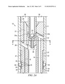 EXTRA AREA DOWN-HOLE HAMMER APPARATUS AND METHOD diagram and image