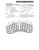 Brake Pad for a Disc Brake diagram and image