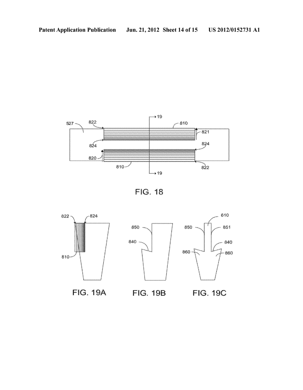 METHOD FOR CREATING S/TEM SAMPLE AND SAMPLE STRUCTURE - diagram, schematic, and image 15