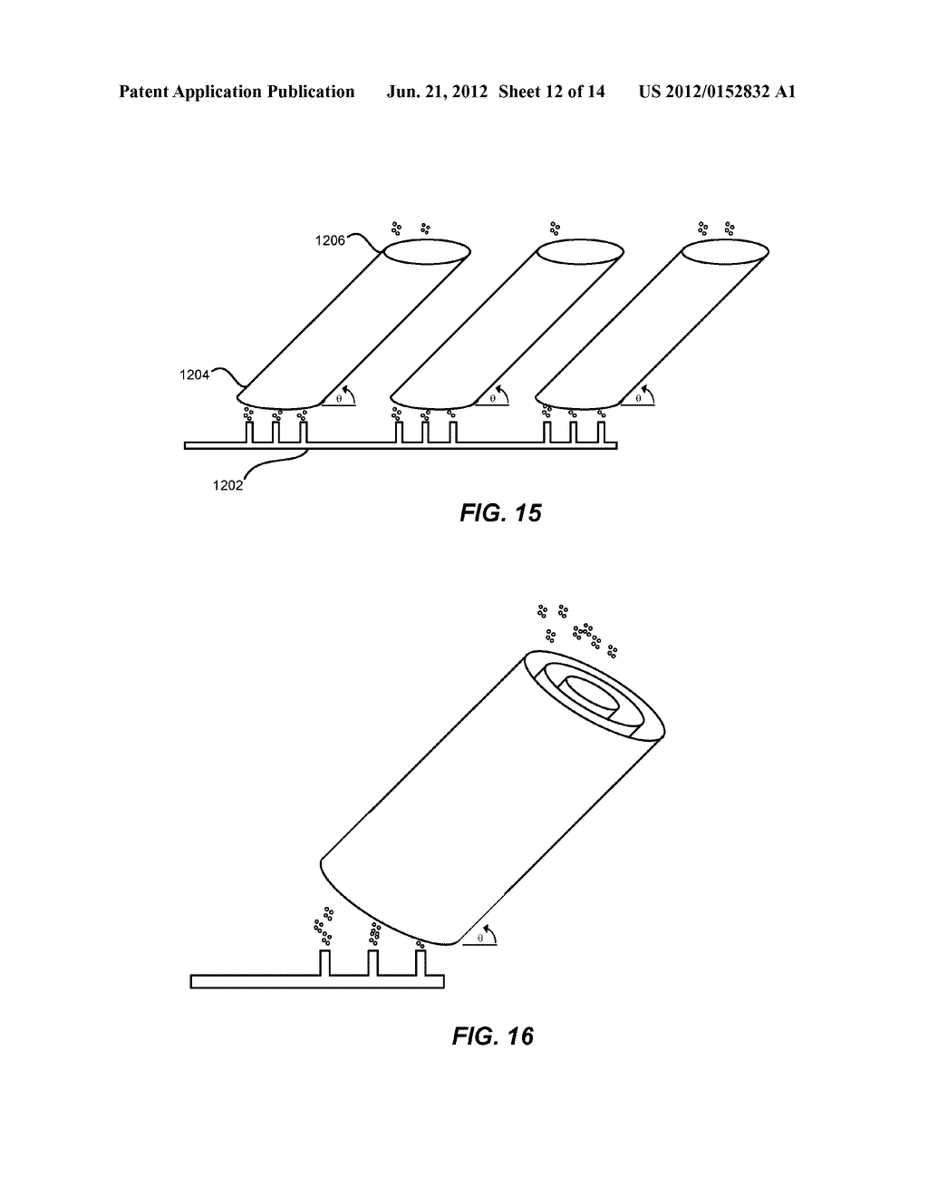 SUBMERGED SYSTEM AND METHOD FOR REMOVAL OF UNDESIRABLE SUBSTANCES FROM     AQUEOUS MEDIA - diagram, schematic, and image 13