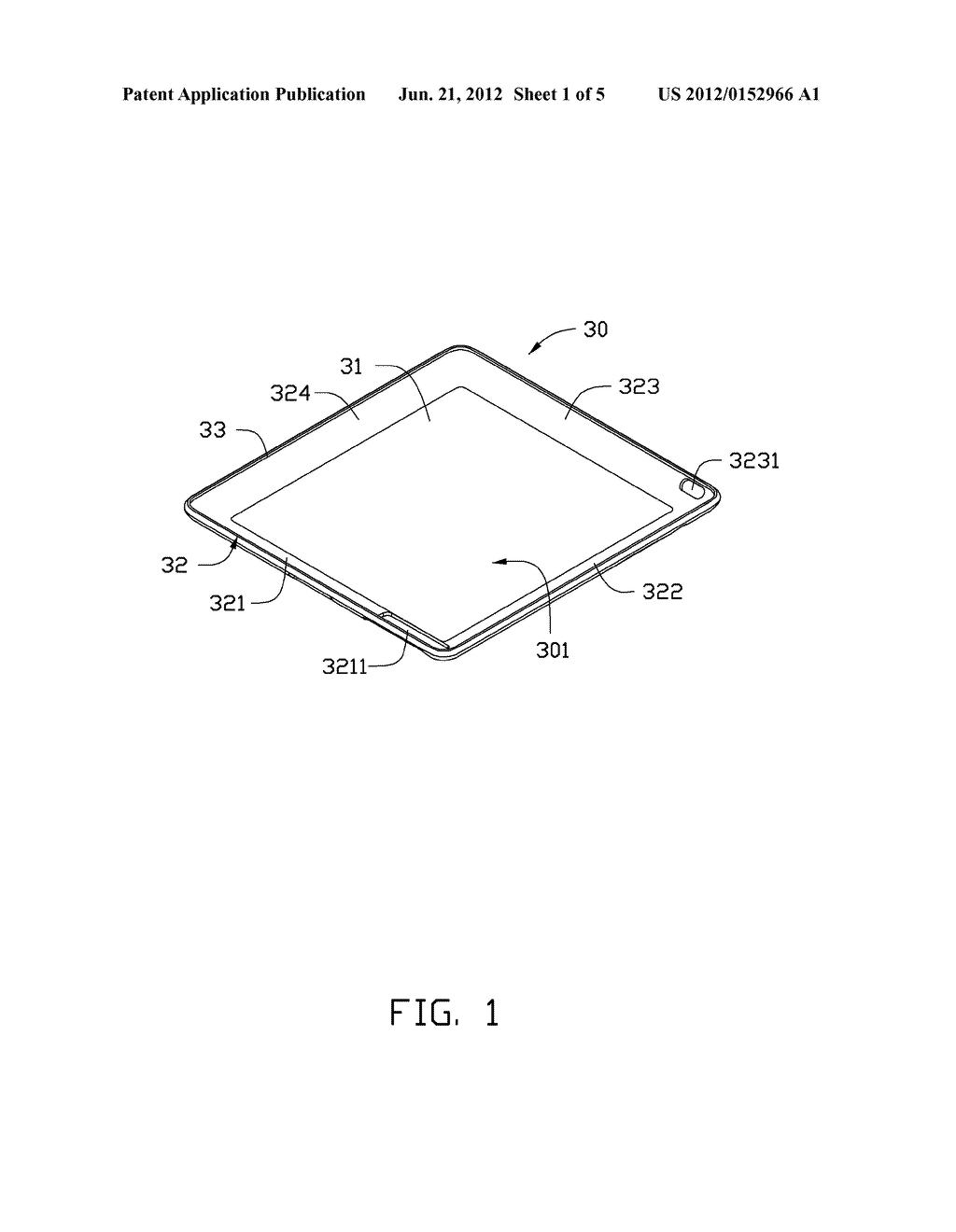 PROTECTIVE COVER FOR ELECTRONIC DEVICE - diagram, schematic, and image 02