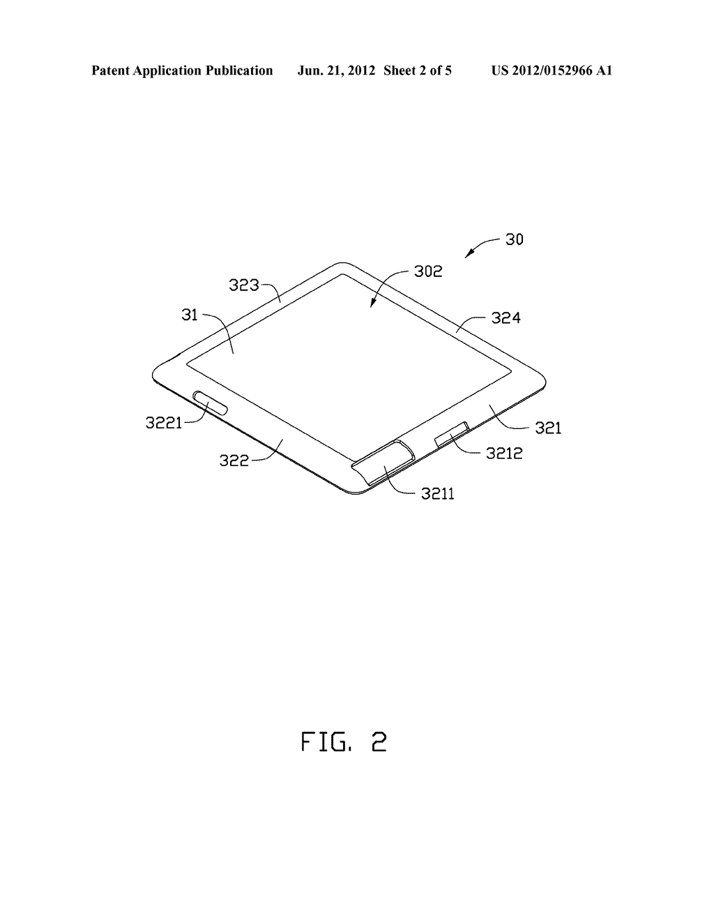 PROTECTIVE COVER FOR ELECTRONIC DEVICE - diagram, schematic, and image 03