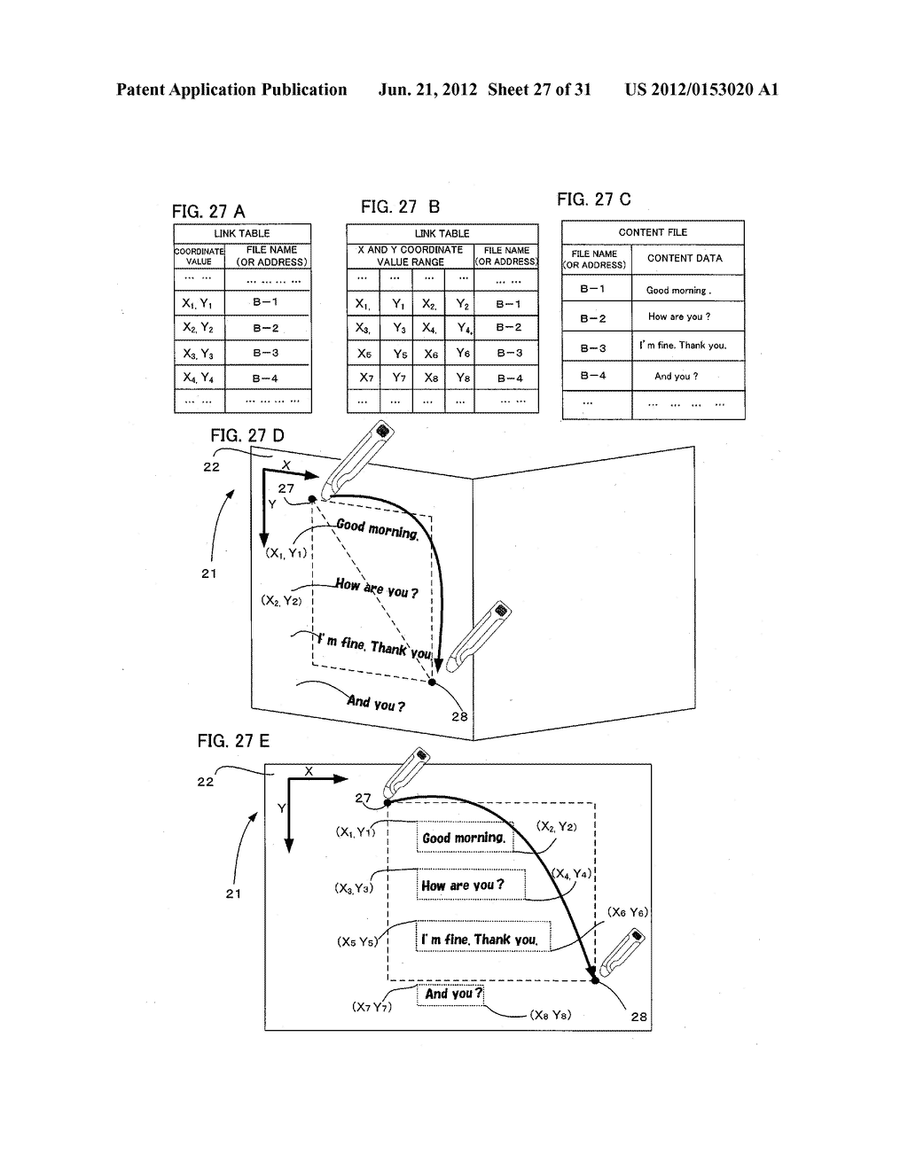 INFORMATION INPUT/OUTPUT APPARATUS, INFORMATION PROCESSING APPARATUS,     INFORMATION INPUT/OUTPUT SYSTEM, PRINTING MEDIUM, AND INFORMATION     INPUT/OUTPUT METHOD - diagram, schematic, and image 28