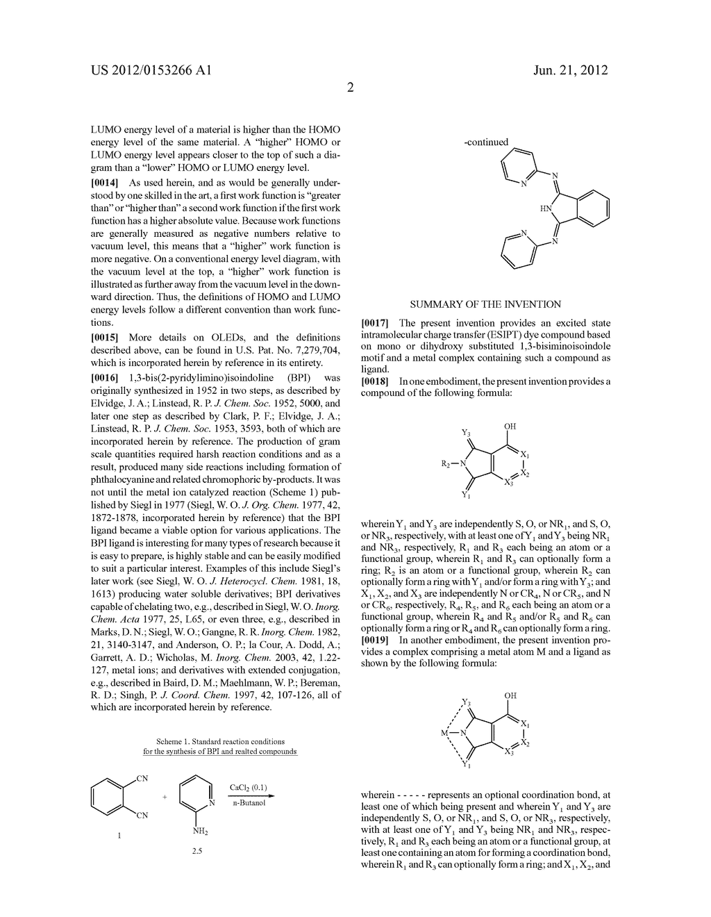 FLUORESCENT ISOINDOLINE DYES - diagram, schematic, and image 13