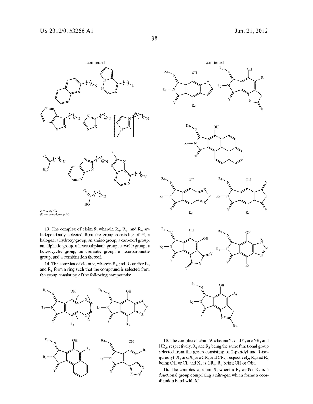 FLUORESCENT ISOINDOLINE DYES - diagram, schematic, and image 49