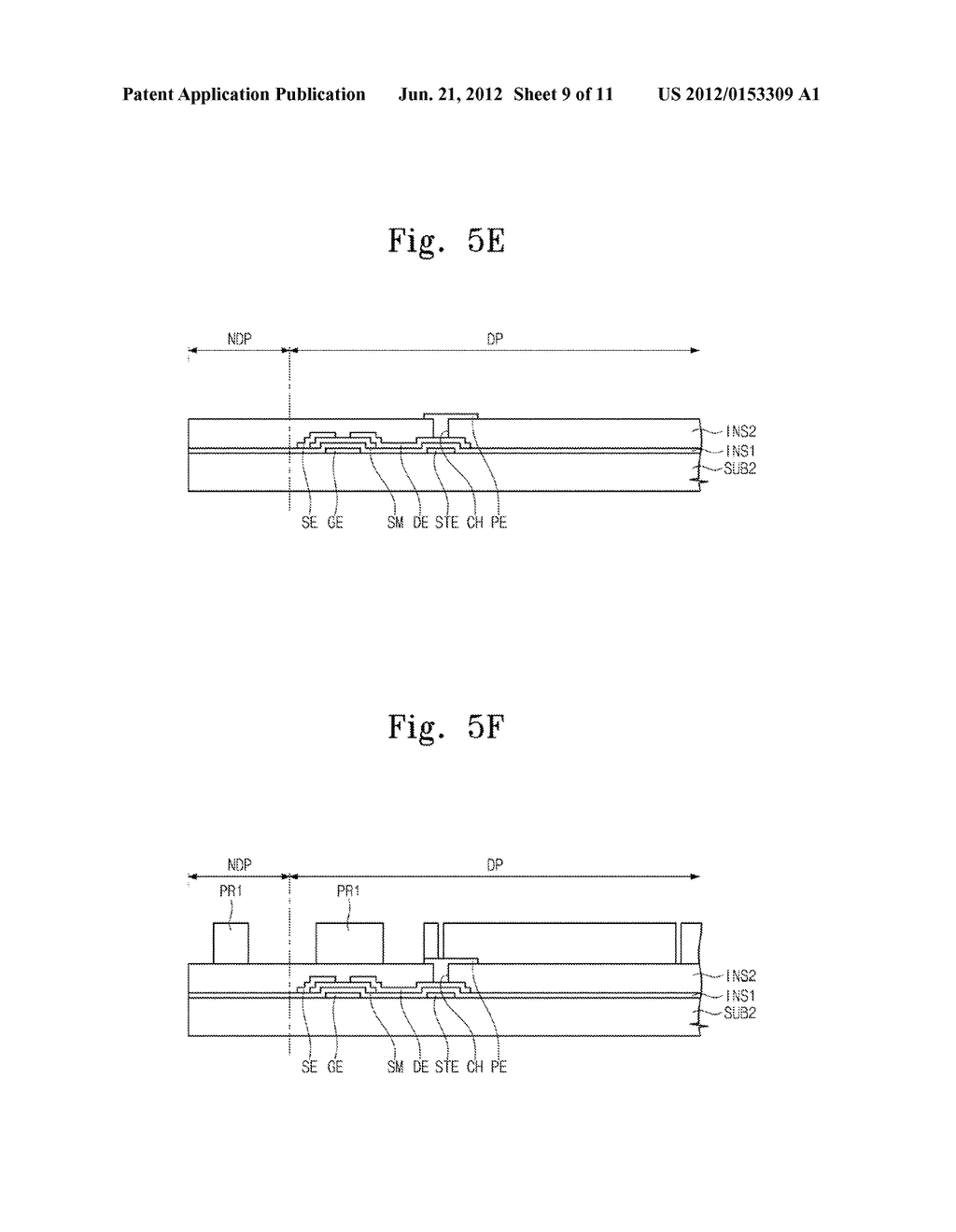 DISPLAY APPARATUS AND METHOD OF MANUFACTURING THE SAME - diagram, schematic, and image 10