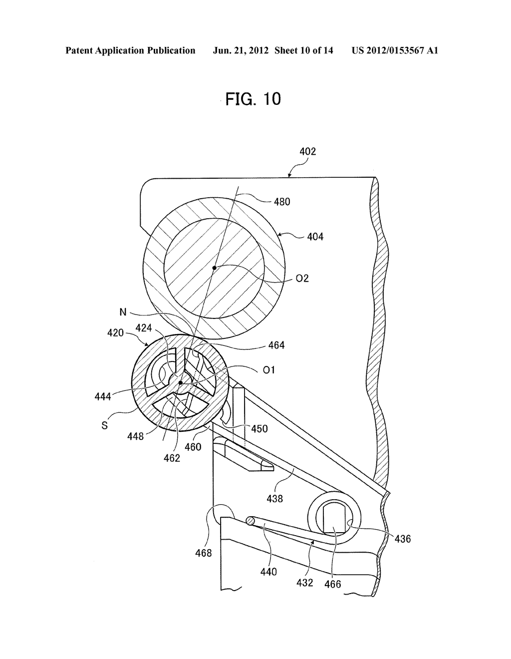 CONVEYANCE DEVICE AND IMAGE FORMING APPARATUS - diagram, schematic, and image 11