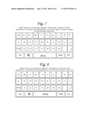 KEYBOARD INPUT DEVICE diagram and image