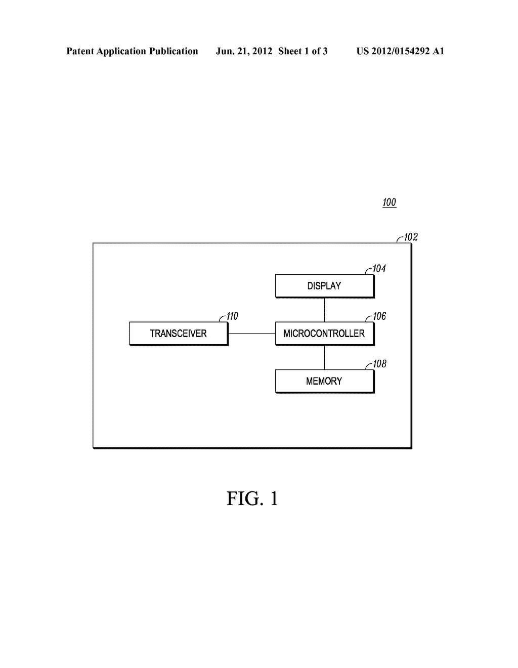 Method and Apparatus for Activating a Function of an Electronic Device - diagram, schematic, and image 02