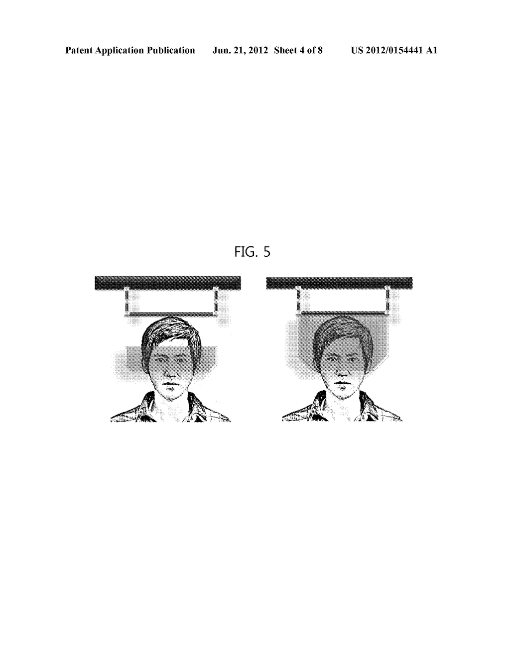 AUGMENTED REALITY DISPLAY SYSTEM AND METHOD FOR VEHICLE - diagram, schematic, and image 05