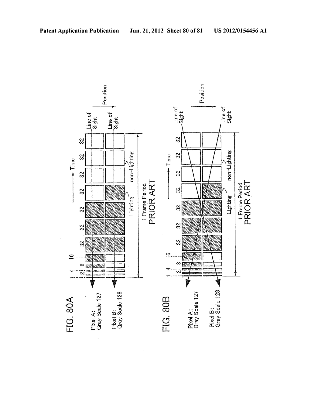 DISPLAY DEVICE, DRIVING METHOD OF DISPLAY DEVICE, AND ELECTRONIC APPLIANCE - diagram, schematic, and image 81