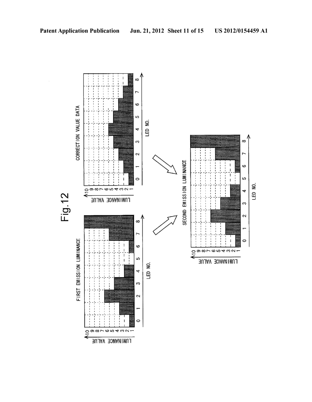 IMAGE DISPLAY DEVICE AND IMAGE DISPLAY METHOD - diagram, schematic, and image 12