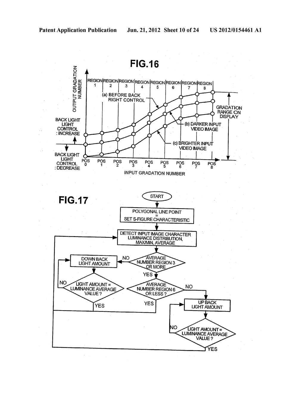 Liquid Crystal Display Device For Displaying Video Data - diagram, schematic, and image 11