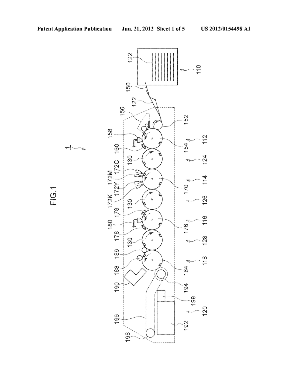 IMAGE FORMATION DEVICE AND IMAGE FORMATION METHOD - diagram, schematic, and image 02