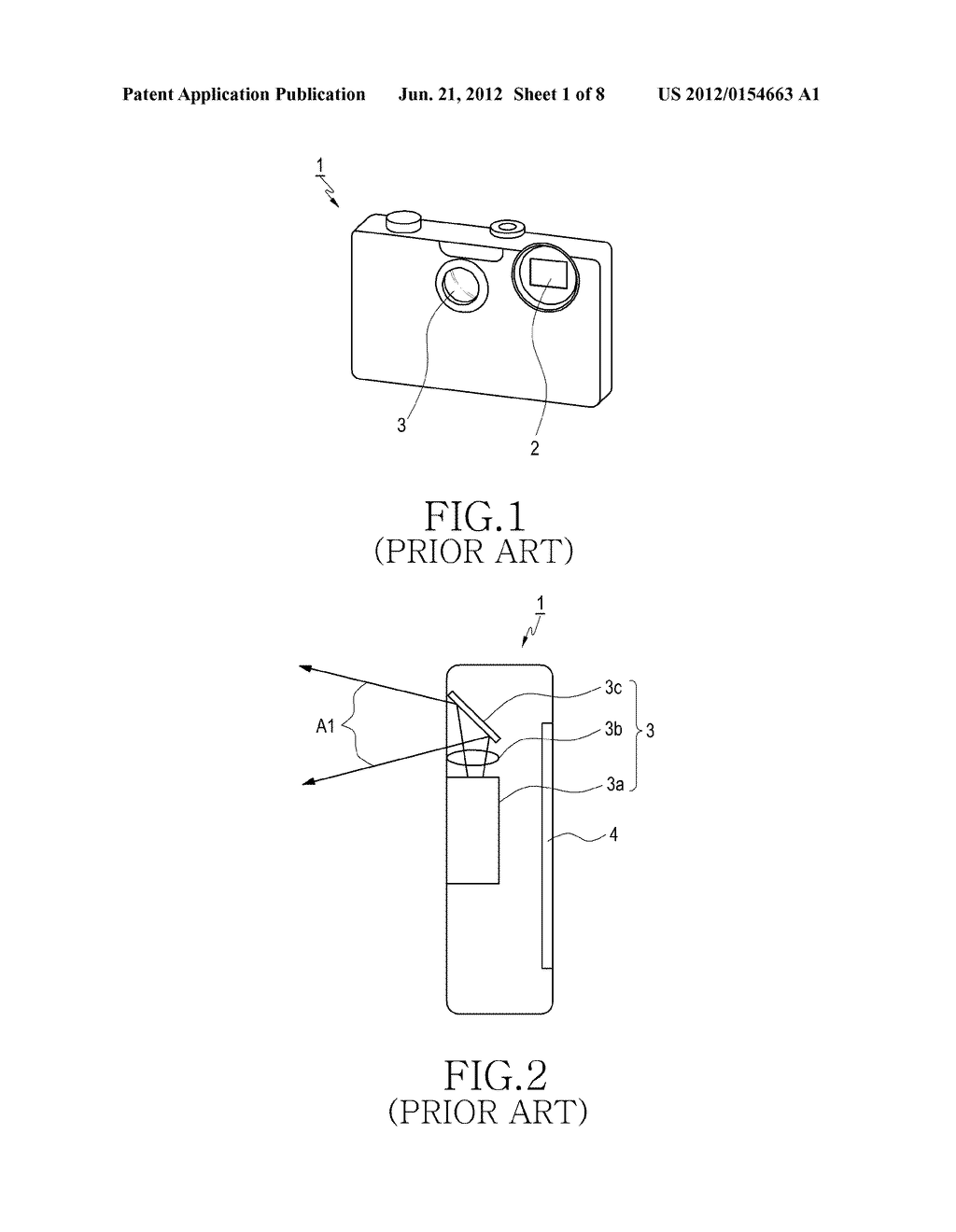 DUAL DISPLAY DEVICE FOR CAMERA APPARATUS HAVING PROJECTOR THEREIN - diagram, schematic, and image 02