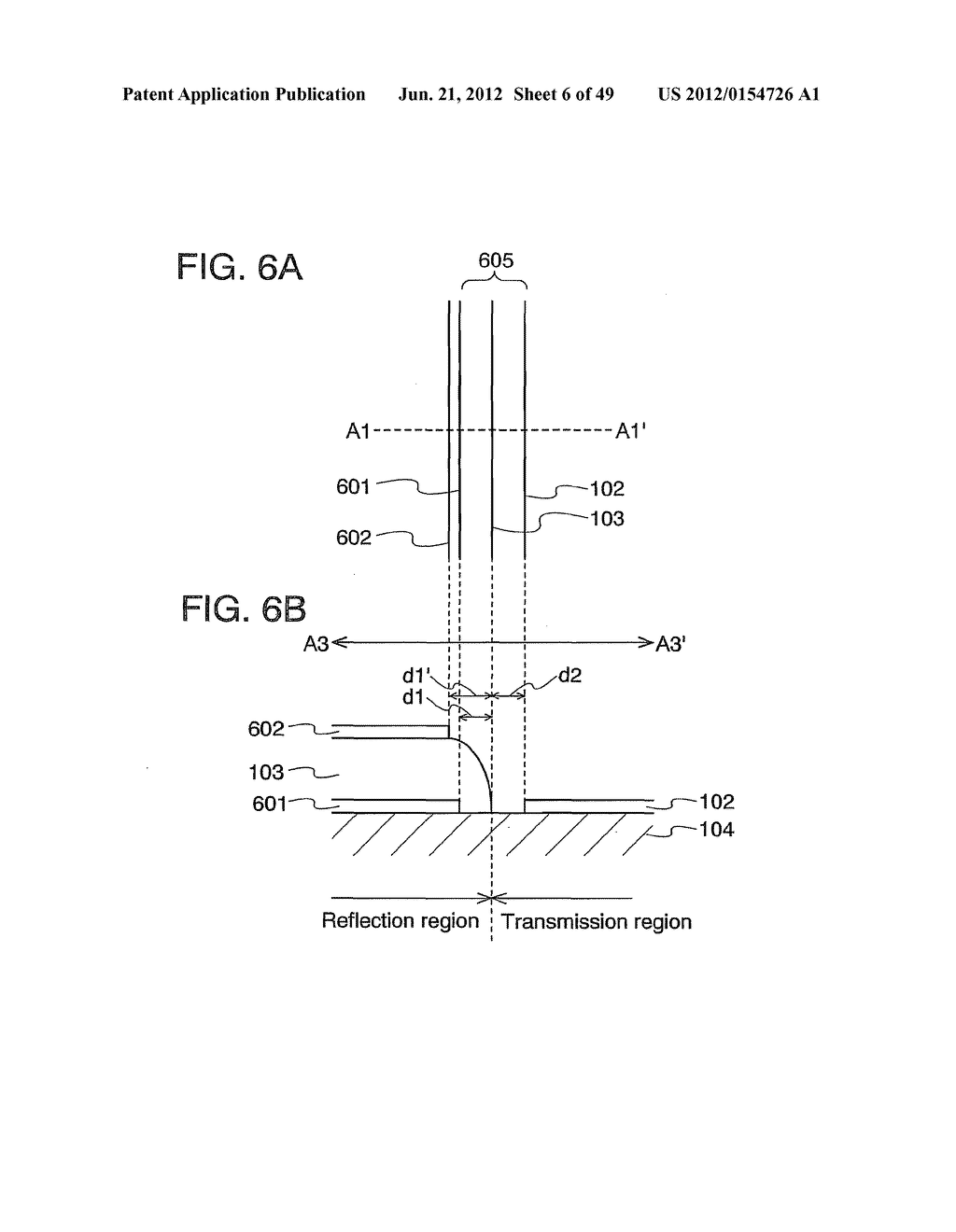 LIQUID CRYSTAL DISPLAY DEVICE AND ELECTRONIC APPARATUS - diagram, schematic, and image 07