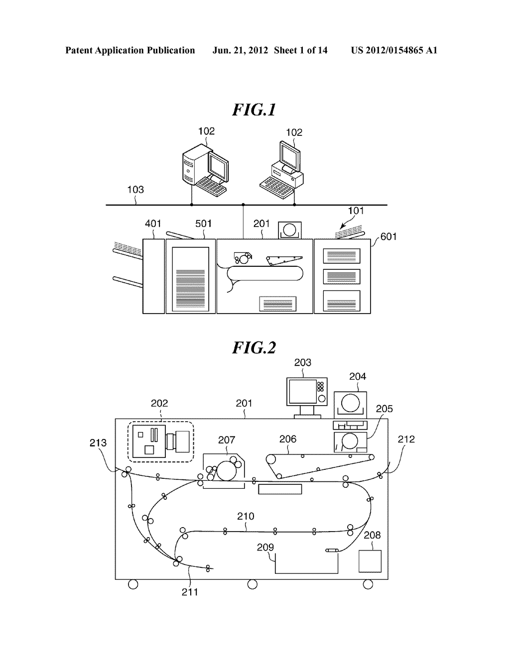 PRINTING APPARATUS, CONTROL METHOD THEREFOR, AND STORAGE MEDIUM STORING     CONTROL PROGRAM THEREFOR - diagram, schematic, and image 02