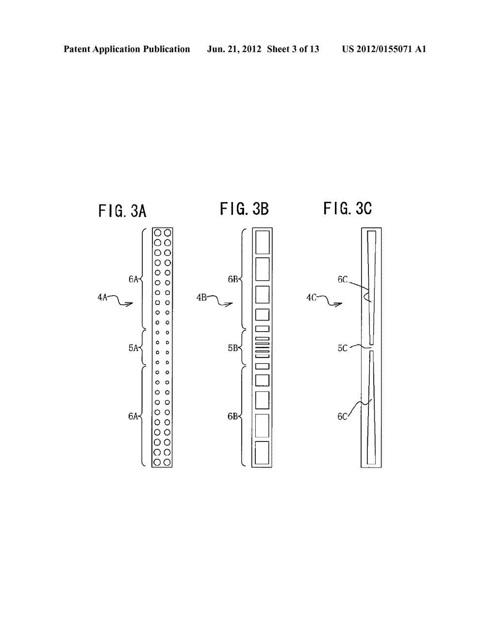 SURFACE ILLUMINATION METHOD USING POINT LIGHT SOURCE, LINEAR LIGHT SOURCE     DEVICE, AND SURFACE ILLUMINATION DEVICE USING LINEAR LIGHT SOURCE DEVICE - diagram, schematic, and image 04