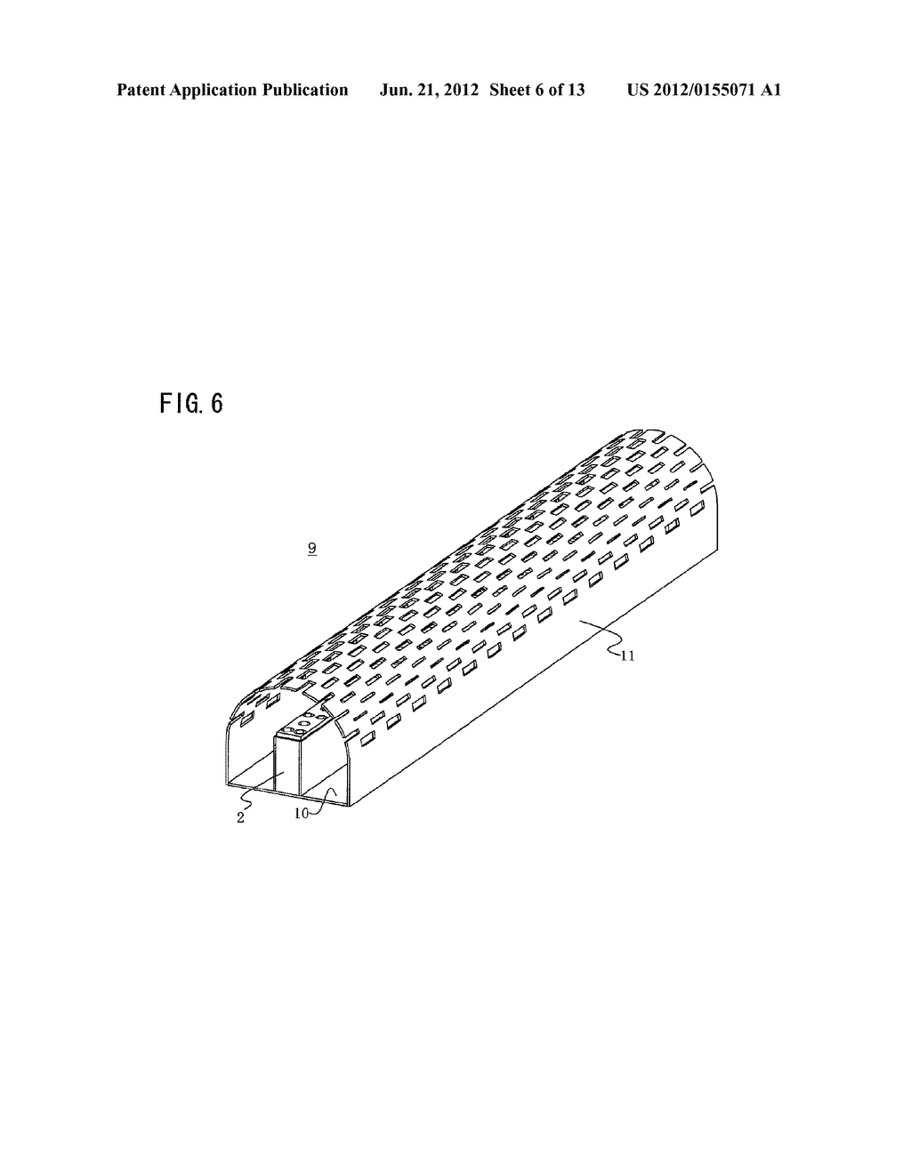 SURFACE ILLUMINATION METHOD USING POINT LIGHT SOURCE, LINEAR LIGHT SOURCE     DEVICE, AND SURFACE ILLUMINATION DEVICE USING LINEAR LIGHT SOURCE DEVICE - diagram, schematic, and image 07