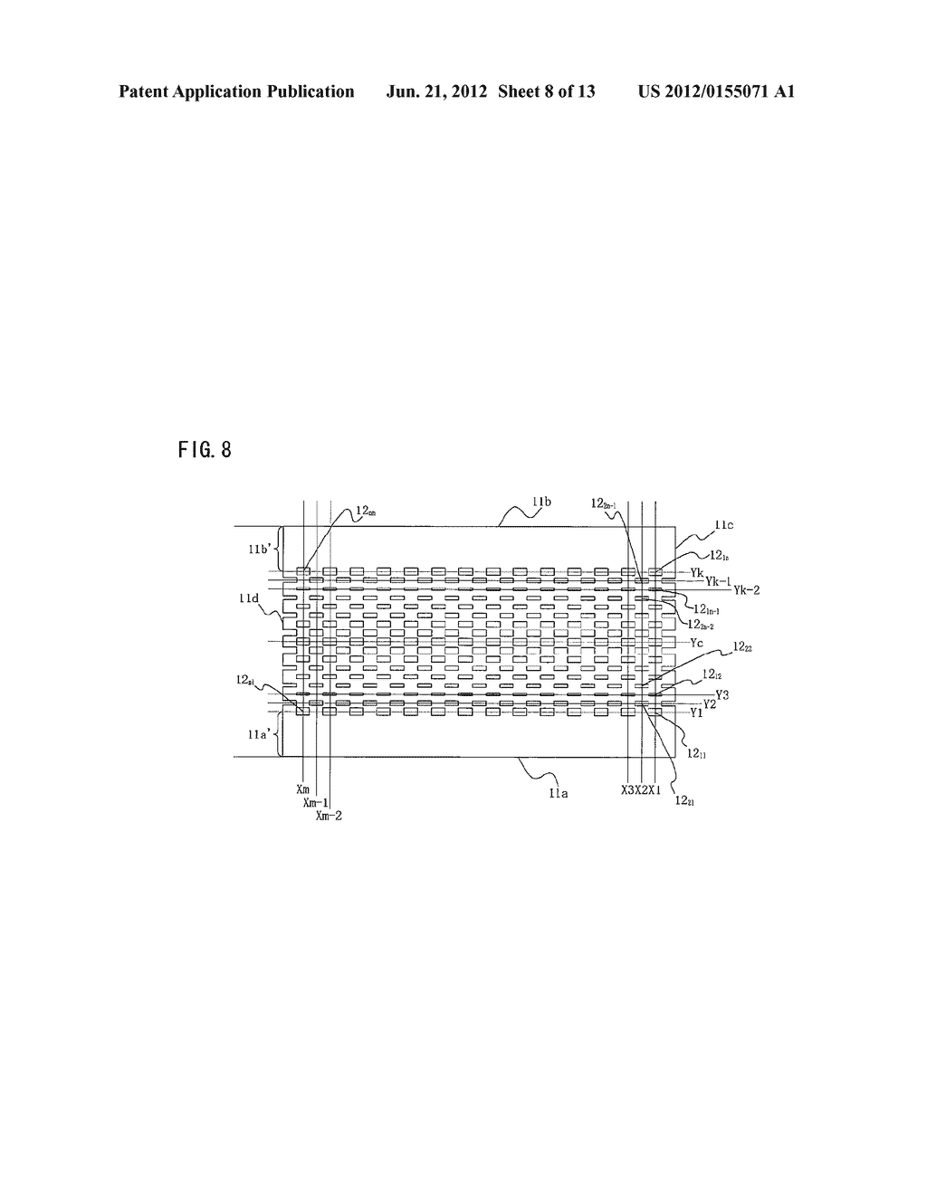 SURFACE ILLUMINATION METHOD USING POINT LIGHT SOURCE, LINEAR LIGHT SOURCE     DEVICE, AND SURFACE ILLUMINATION DEVICE USING LINEAR LIGHT SOURCE DEVICE - diagram, schematic, and image 09