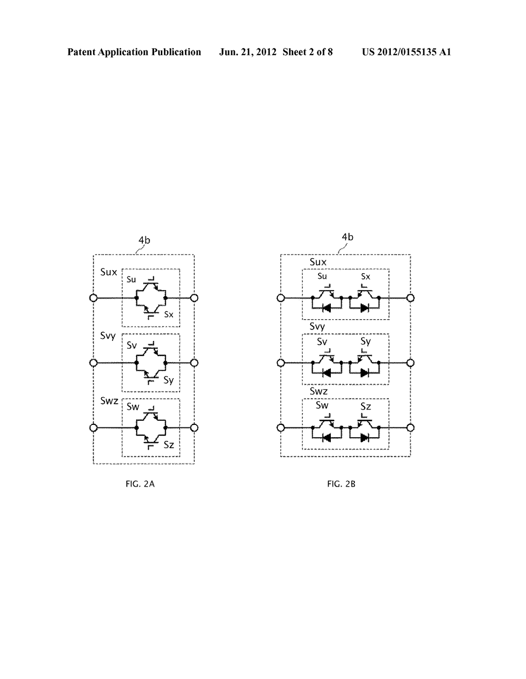THREE LEVEL INVERTER DEVICE - diagram, schematic, and image 03