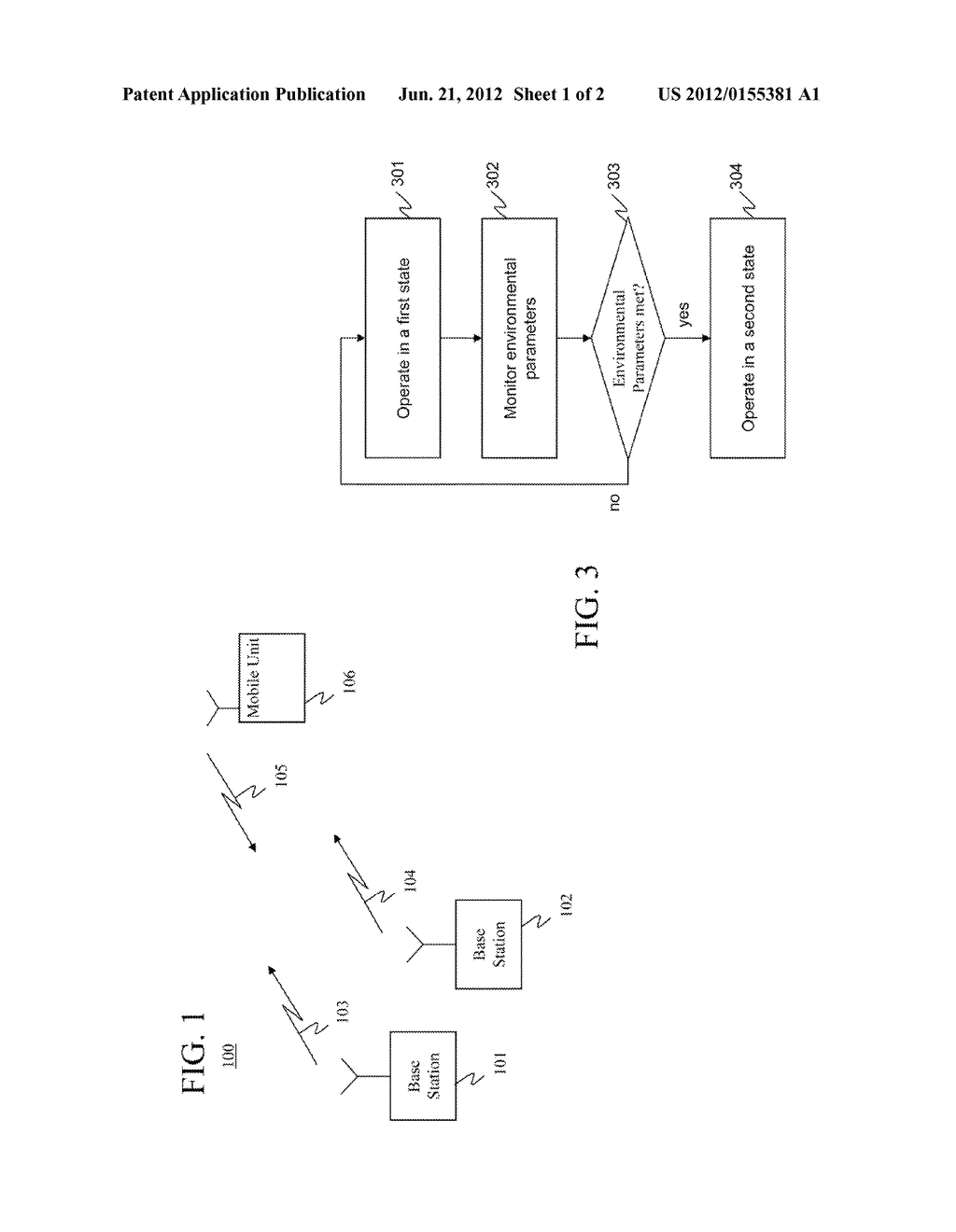 METHOD AND APPARATUS FOR USING A WIRELESS DEVICE WITH MULTIPLE RADIOS - diagram, schematic, and image 02