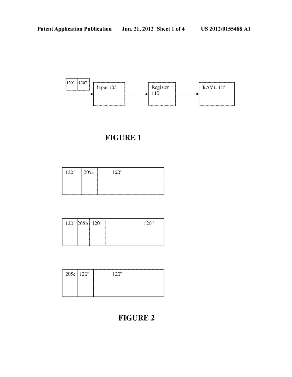 System and Method for Demultiplexing Different Stream Types in a     Programmable Transport Demultiplexer - diagram, schematic, and image 02