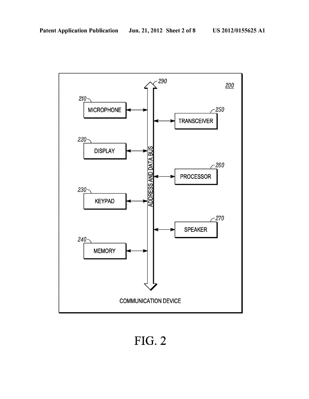 Method and Apparatus for Displaying a Customized Caller Line     Identification - diagram, schematic, and image 03
