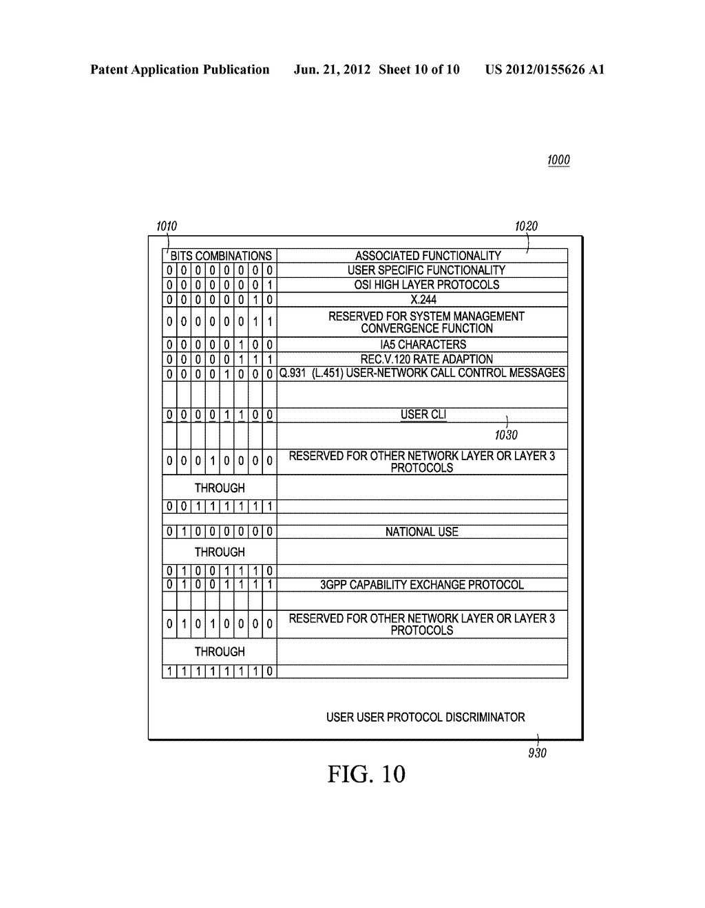 Method and Apparatus for Displaying a Customized Caller Line     Identification - diagram, schematic, and image 11
