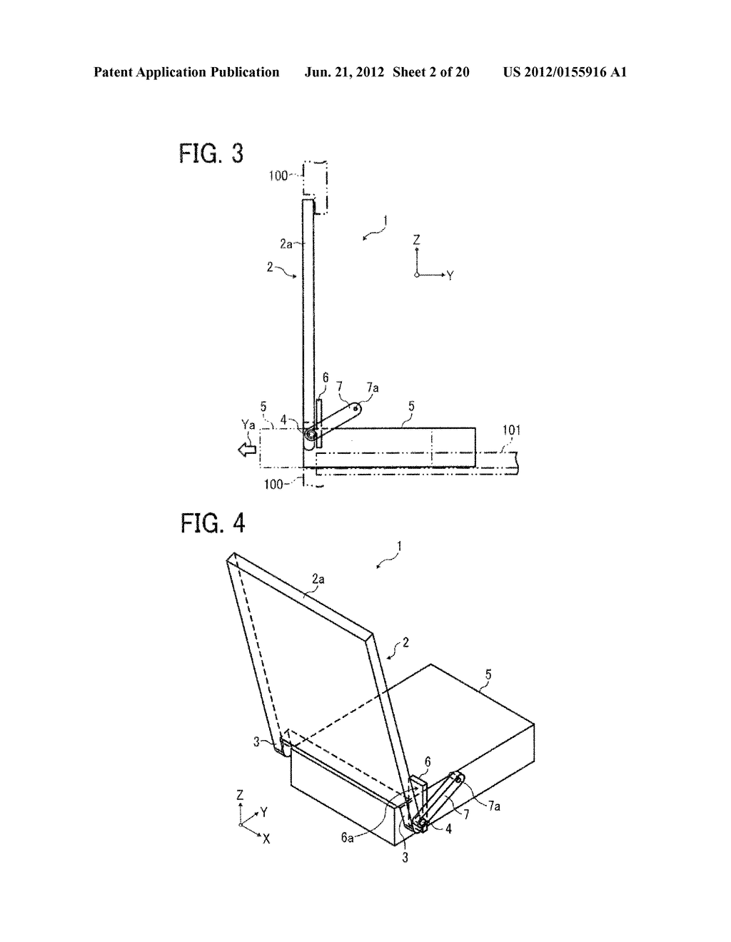 OPENING AND CLOSING MECHANISM AND IMAGE FORMING APPARATUS INCLUDING THE     OPENING AND CLOSING MECHANISM - diagram, schematic, and image 03