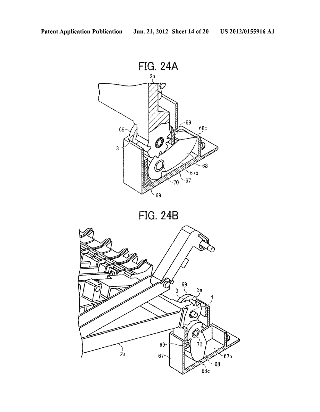 OPENING AND CLOSING MECHANISM AND IMAGE FORMING APPARATUS INCLUDING THE     OPENING AND CLOSING MECHANISM - diagram, schematic, and image 15