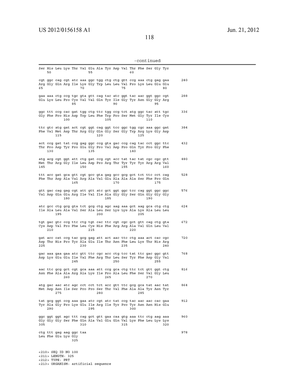 PERHYDROLASE VARIANT PROVIDING IMPROVED SPECIFIC ACTIVITY - diagram, schematic, and image 119