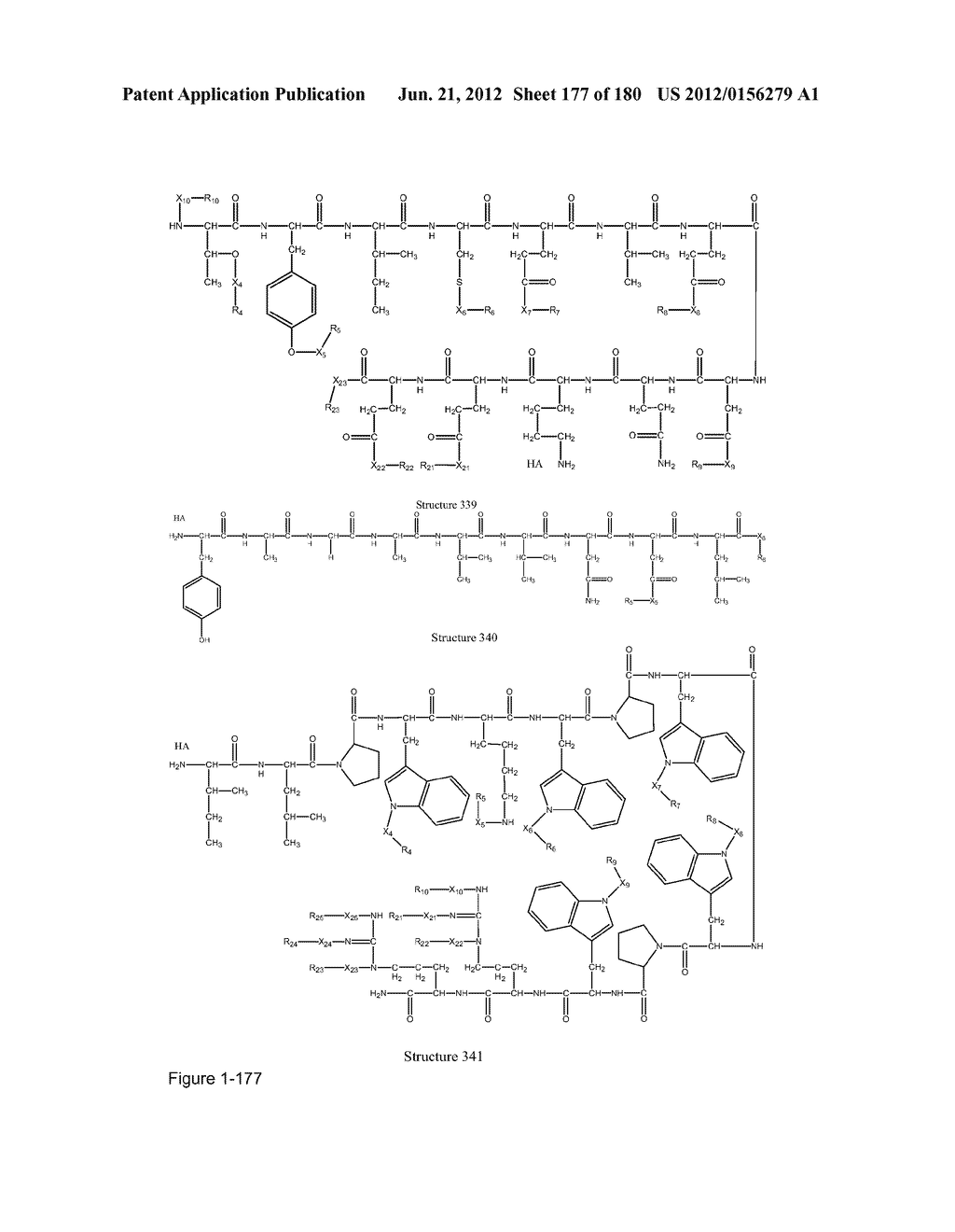 HIGH PENETRATION PRODRUG COMPOSITIONS OF PEPTIDES AND PEPTIDE-RELATED     COMPOUNDS - diagram, schematic, and image 178