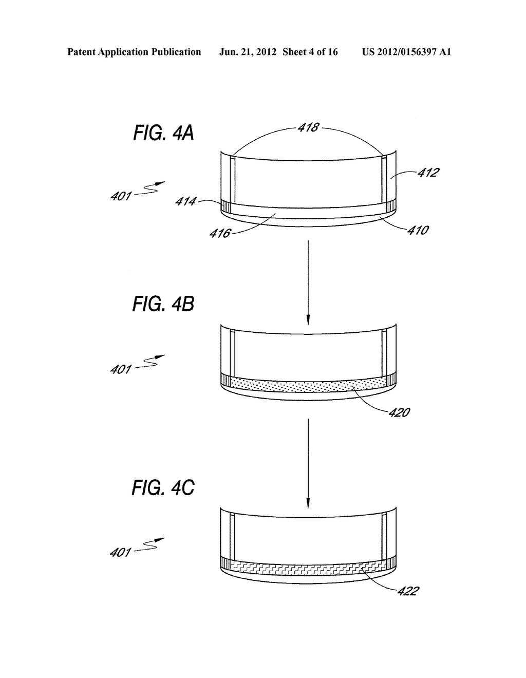 METHOD OF MANUFACTURING AN OPTICAL LENS - diagram, schematic, and image 05