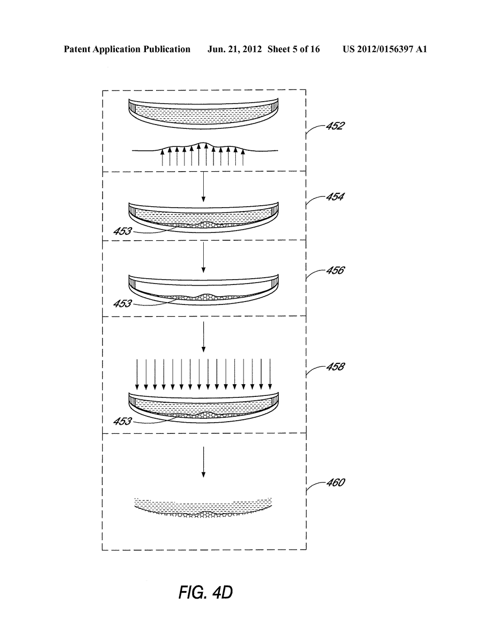METHOD OF MANUFACTURING AN OPTICAL LENS - diagram, schematic, and image 06